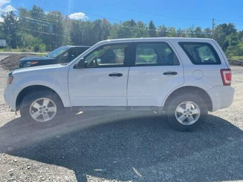 2009 Ford Escape for sale at Upstate Auto Sales Inc. in Pittstown NY