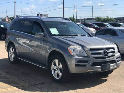 2012 Mercedes-Benz GL-Class for sale at Discount Auto Company in Houston TX
