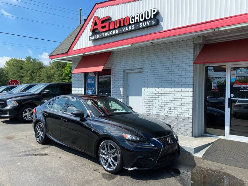 2014 Lexus IS 350 for sale at AG AUTOGROUP in Vineland NJ