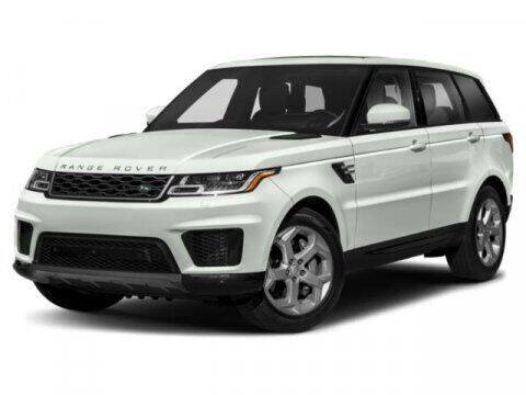 2019 Land Rover Range Rover Sport for sale at Auto Finance of Raleigh in Raleigh NC