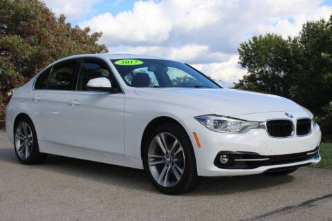 2017 BMW 3 Series for sale at Harrison Auto Sales in Irwin PA