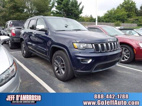 2018 Jeep Grand Cherokee for sale at Jeff D'Ambrosio Auto Group in Downingtown PA