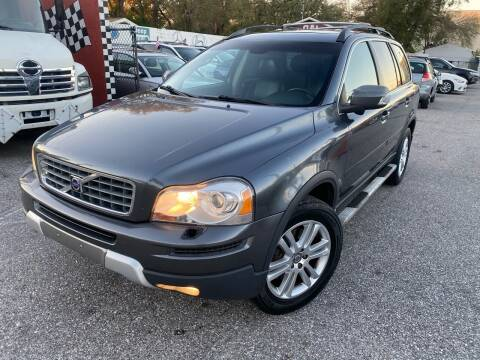 2008 Volvo XC90 for sale at CHECK  AUTO INC. in Tampa FL