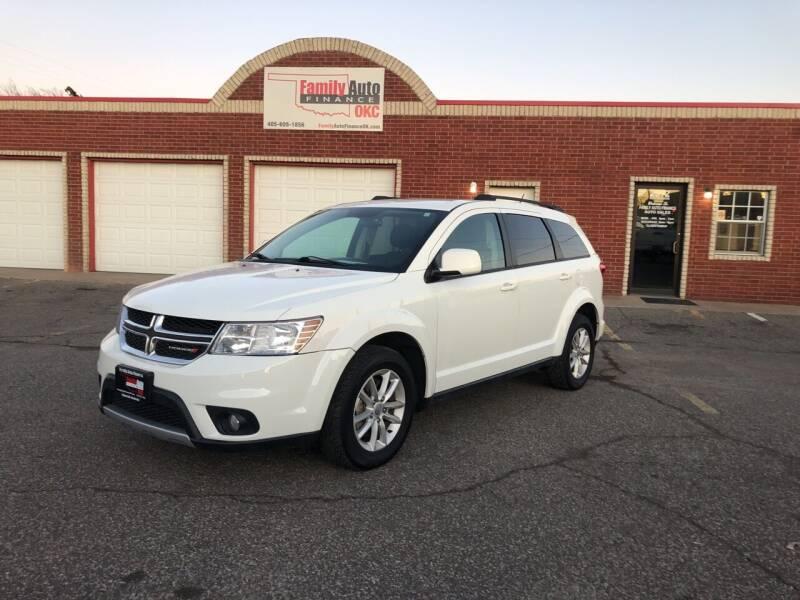 2014 Dodge Journey for sale at Family Auto Finance OKC LLC in Oklahoma City OK