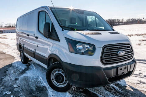 2016 Ford Transit Cargo for sale at Fruendly Auto Source in Moscow Mills MO