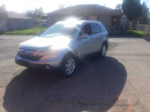 2007 Honda CR-V for sale at Flag Motors in Columbus OH