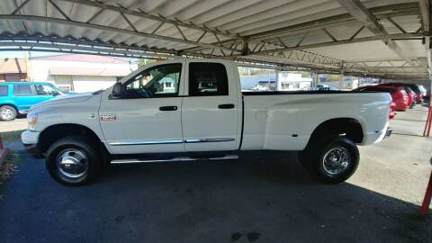 2009 Dodge Ram Pickup 3500 for sale at Lewis Used Cars in Elizabethton TN