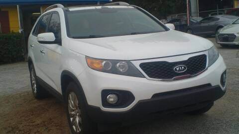 2011 Kia Sorento for sale at Global Vehicles,Inc in Irving TX