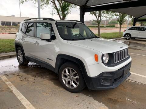 2016 Jeep Renegade for sale at Excellence Auto Direct in Euless TX