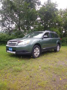 2011 Subaru Outback for sale at Valley Motor Sales in Bethel VT