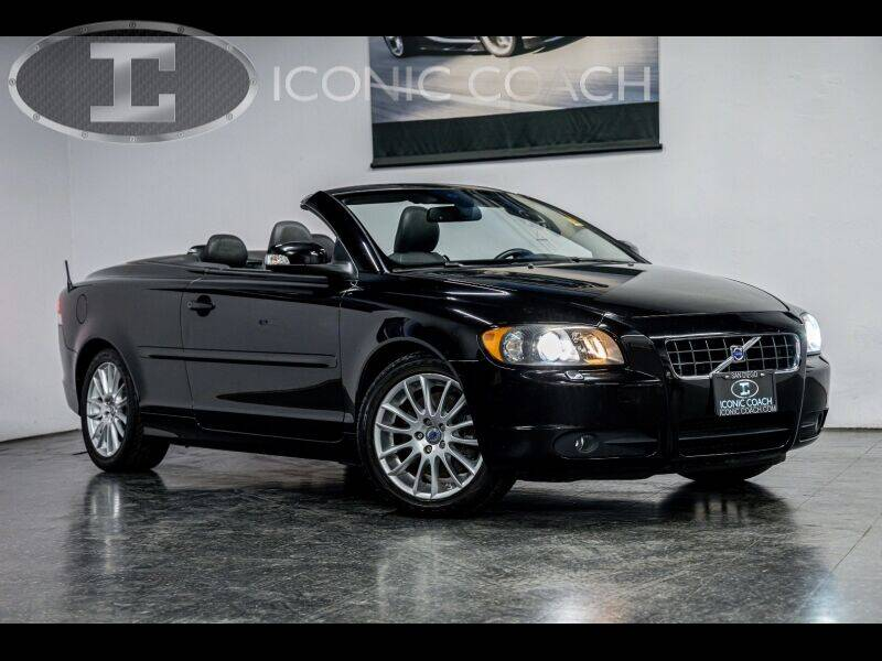 2008 Volvo C70 for sale at Iconic Coach in San Diego CA