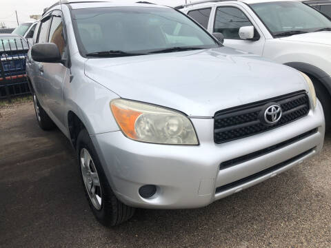 2008 Toyota RAV4 for sale at Auto Access in Irving TX