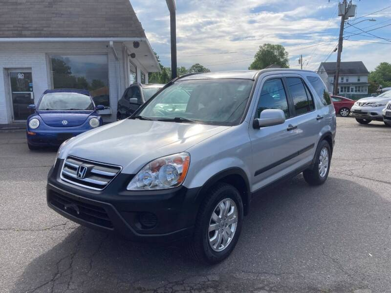 2005 Honda CR-V for sale at ENFIELD STREET AUTO SALES in Enfield CT