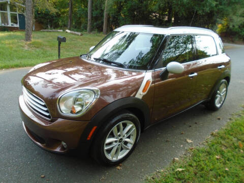 2014 MINI Countryman for sale at City Imports Inc in Matthews NC