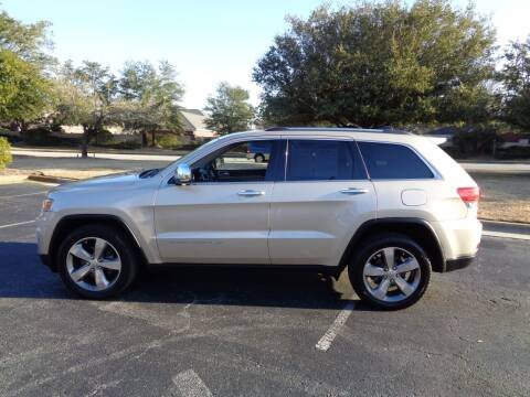 2014 Jeep Grand Cherokee for sale at BALKCUM AUTO INC in Wilmington NC