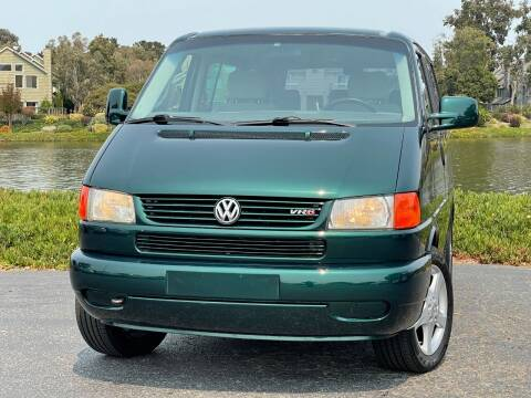 2000 Volkswagen EuroVan for sale at Continental Car Sales in San Mateo CA