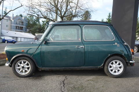 1973 MINI Cooper Coupe for sale at West Coast Auto Works in Edmonds WA