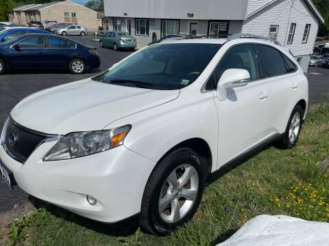 2011 Lexus RX 350 for sale at Shermans Auto Sales in Webster NY