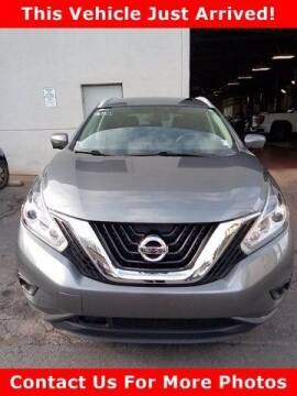 2018 Nissan Murano for sale at BEAMAN TOYOTA in Nashville TN