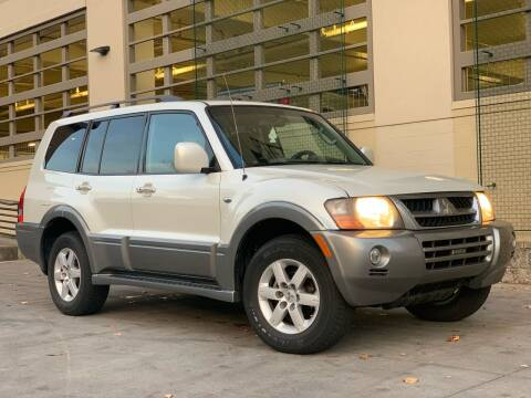 2005 Mitsubishi Montero for sale at LANCASTER AUTO GROUP in Portland OR