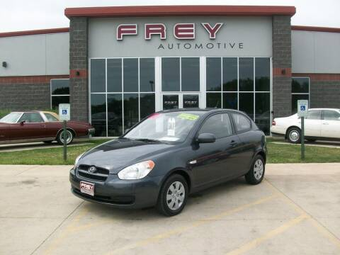 2010 Hyundai Accent for sale at Frey Automotive in Muskego WI