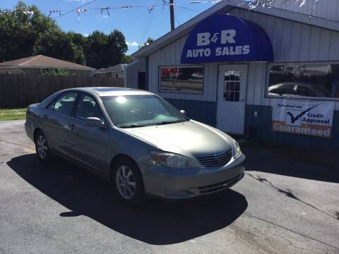 2006 Toyota Camry for sale at B & R Auto Sales in Terre Haute IN