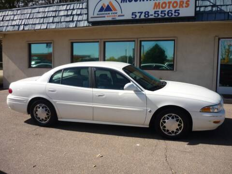 2004 Buick LeSabre for sale at Mountain View Motors Inc in Colorado Springs CO