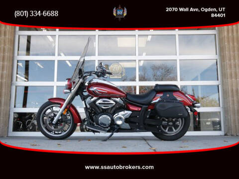 2015 Yamaha V STAR 950 for sale at S S Auto Brokers in Ogden UT