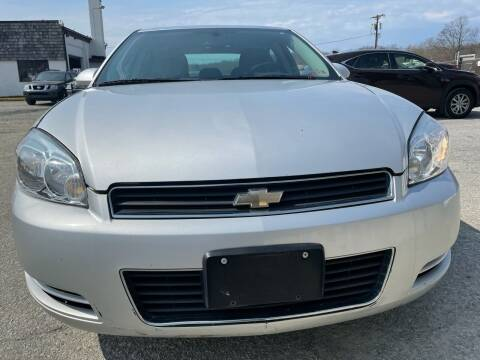 2009 Chevrolet Impala for sale at Ron Motor Inc. in Wantage NJ