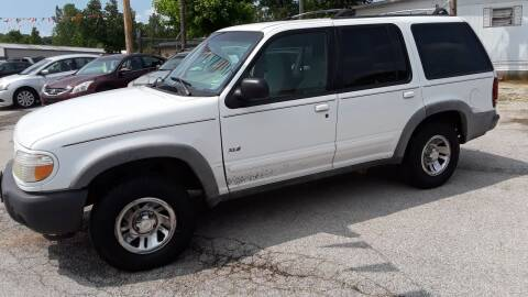 2001 Ford Explorer for sale at BBC Motors INC in Fenton MO