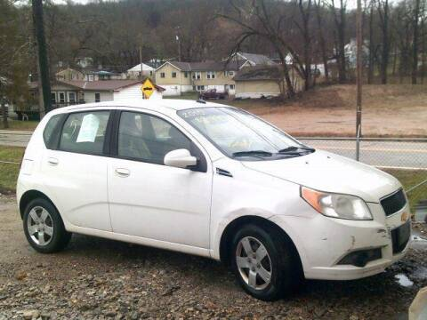 2010 Chevrolet Aveo for sale at WEINLE MOTORSPORTS in Cleves OH