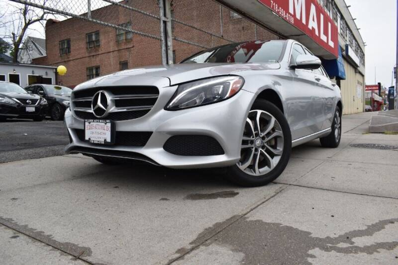 2015 Mercedes-Benz C-Class for sale at HILLSIDE AUTO MALL INC in Jamaica NY
