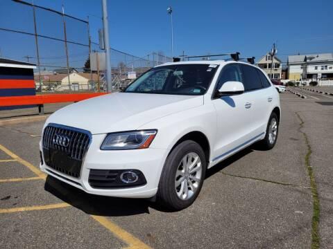 2015 Audi Q5 for sale at Millennium Auto Group in Lodi NJ