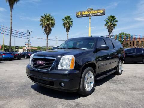 2012 GMC Yukon XL for sale at A MOTORS SALES AND FINANCE in San Antonio TX
