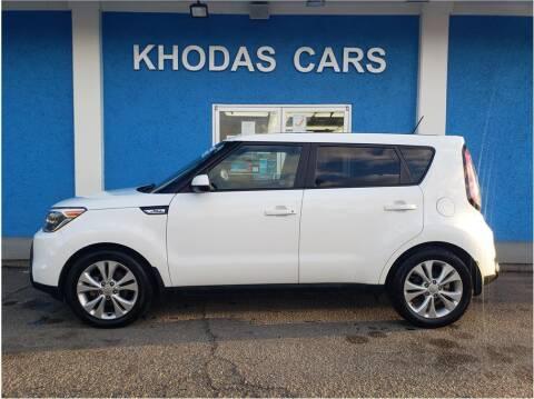 2015 Kia Soul for sale at Khodas Cars in Gilroy CA