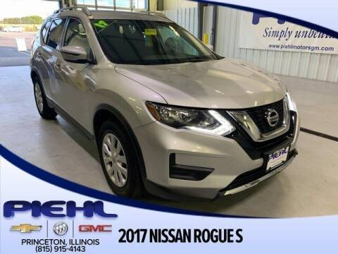 2017 Nissan Rogue for sale at Piehl Motors - PIEHL Chevrolet Buick Cadillac in Princeton IL