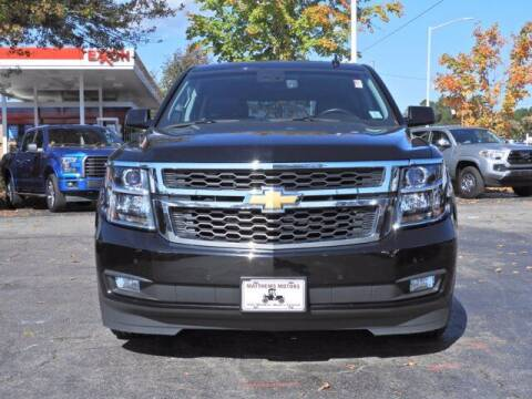 2016 Chevrolet Tahoe for sale at Auto Finance of Raleigh in Raleigh NC