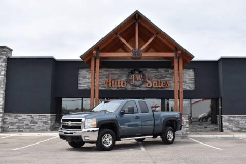 2007 Chevrolet Silverado 2500HD for sale at JW Auto Sales LLC in Harrisonburg VA