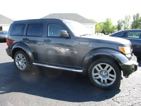 2011 Dodge Nitro for sale at KAISER AUTO SALES in Spencer WI