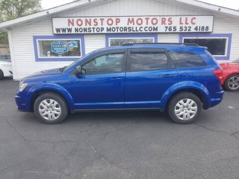 2015 Dodge Journey for sale at Nonstop Motors in Indianapolis IN
