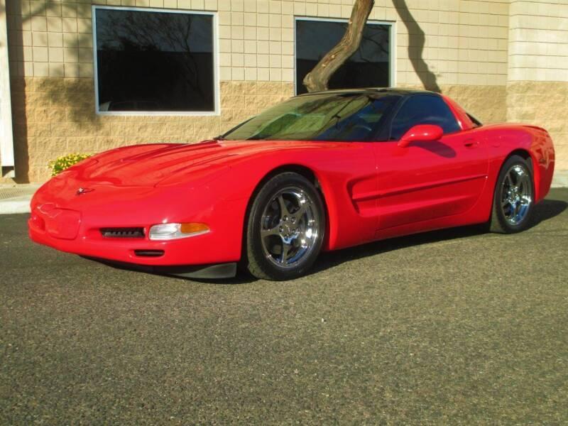 1997 Chevrolet Corvette for sale at COPPER STATE MOTORSPORTS in Phoenix AZ