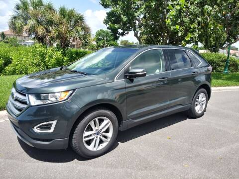 2015 Ford Edge for sale at GulfCoast Motorsports in Osprey FL