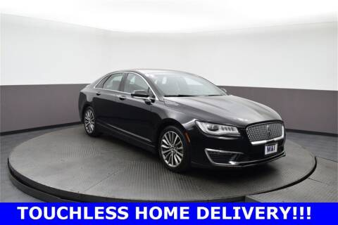 2017 Lincoln MKZ Hybrid for sale at M & I Imports in Highland Park IL