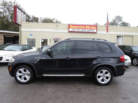 2011 BMW X5 for sale at DERIK HARE in Milton FL