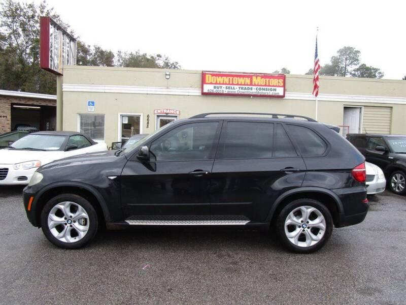 2011 BMW X5 for sale at DERIK HARE in Milton FL