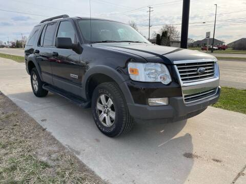 2006 Ford Explorer for sale at Wyss Auto in Oak Creek WI