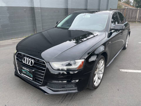 2014 Audi A4 for sale at APX Auto Brokers in Lynnwood WA