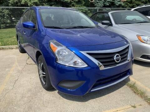 2017 Nissan Versa for sale at Martell Auto Sales Inc in Warren MI