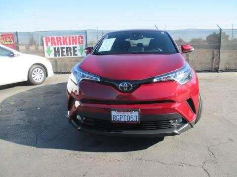 2019 Toyota C-HR for sale at Quick Auto Sales in Modesto CA