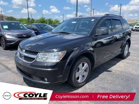2010 Dodge Journey for sale at COYLE GM - COYLE NISSAN - Coyle Nissan in Clarksville IN